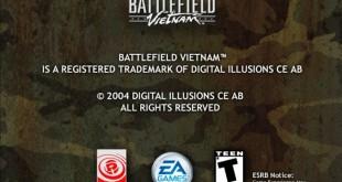 Game Battlefield Vietnam