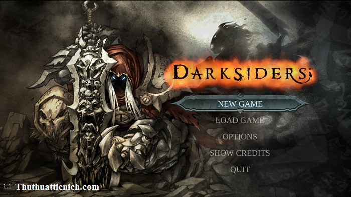 Game Darksiders 1