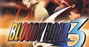 Game đấu trường thú Bloody Roar 3