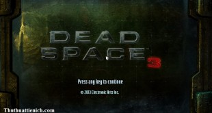 Game Dead Space 3