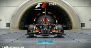 Game F1 2013