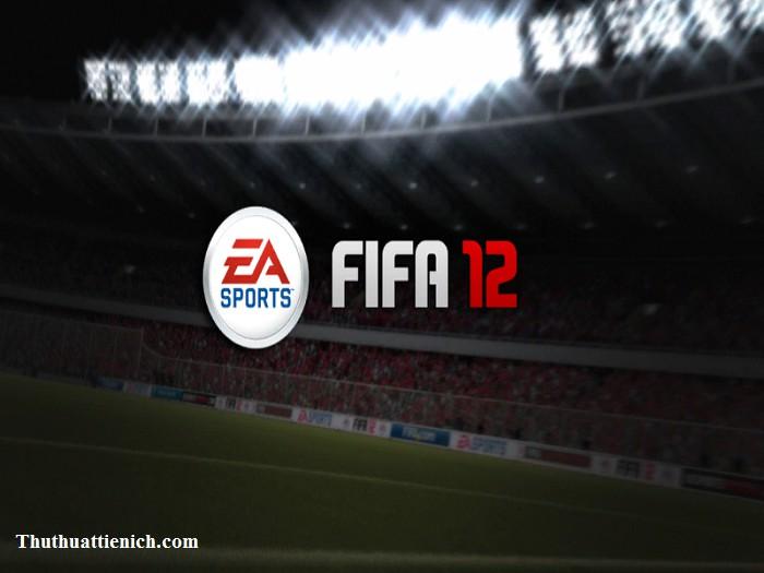 Game Fifa 12 (2011) - Game thể thao, bóng đá