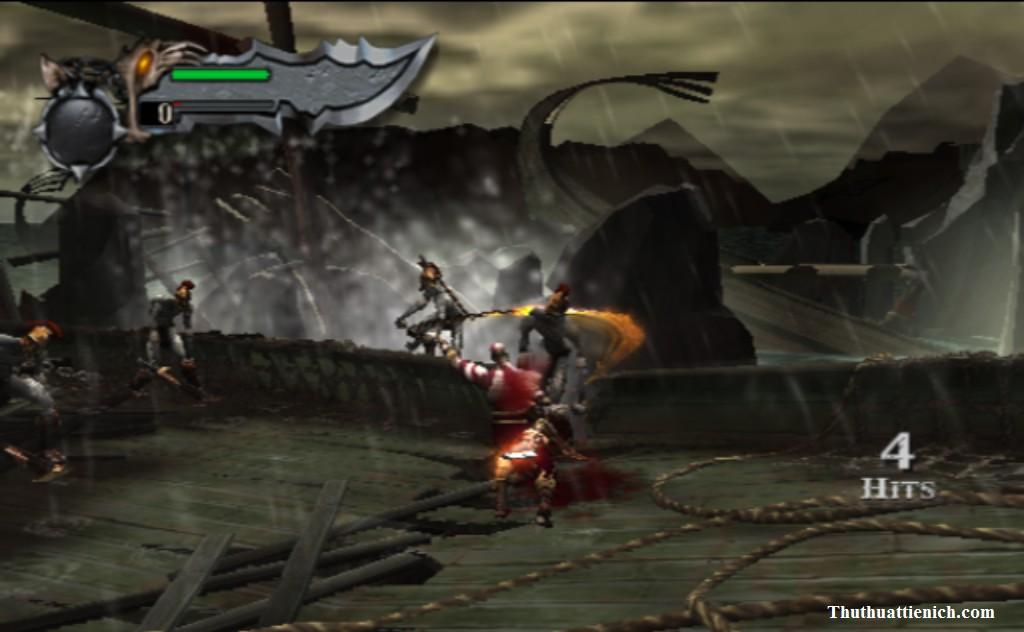 Game God Of War I PS2
