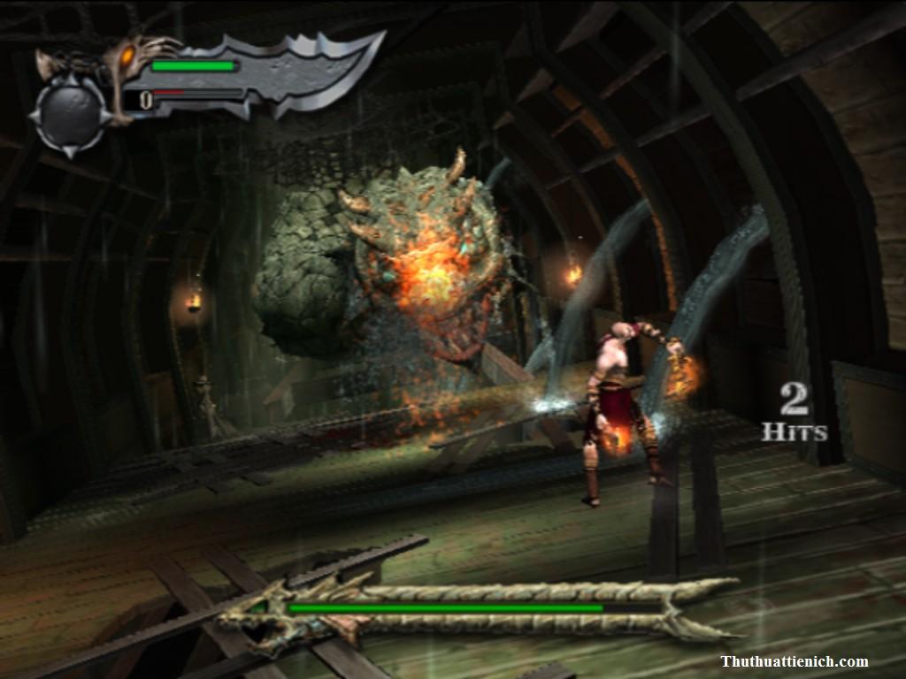 Game God Of War 1 PC Offline