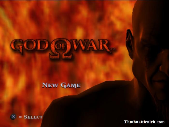 Game God Of War 1