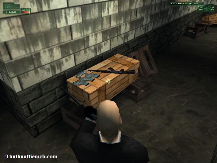 Game Hitman: Codename 47 Offline PC