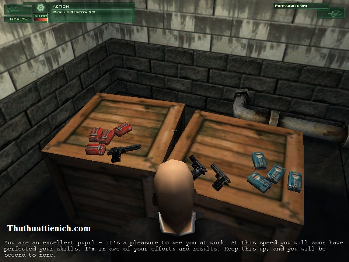 Game Hitman: Codename 47 Offline PC