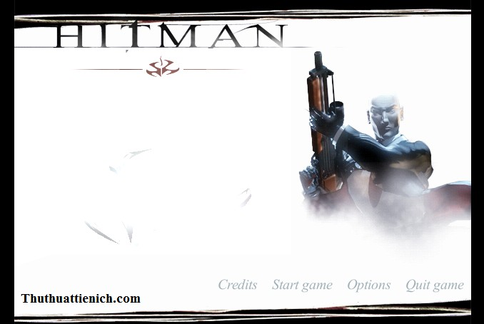 Game Hitman: Codename 47