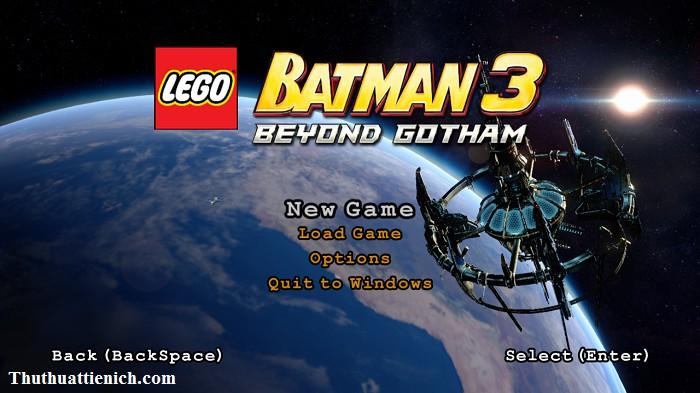 Game Lego Batman 3: Beyond Gotham