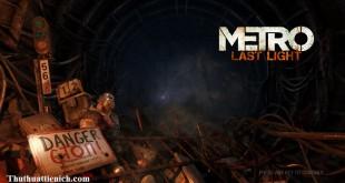 Game Metro: Last Light
