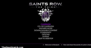 Game Saints Row The Third (Saints Row 3)