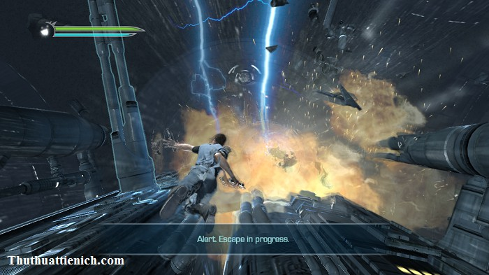 Game Star Wars The Force Unleashed 2 Offline PC