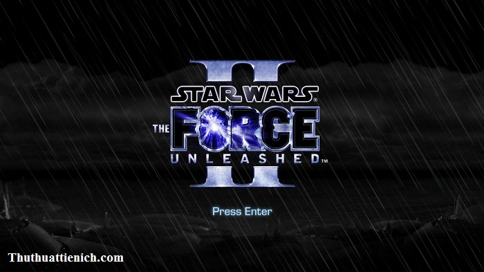 Game Star Wars The Force Unleashed 2