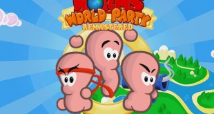 Game Worms World Party Remastered