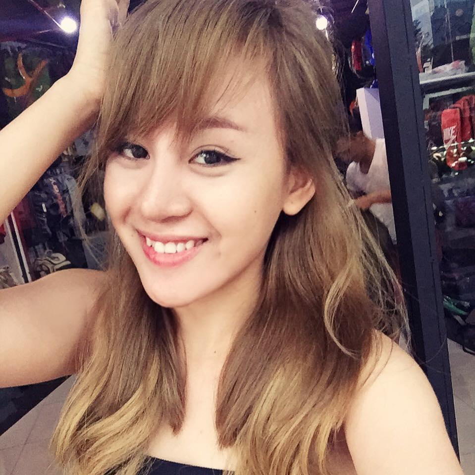 """Hình ảnh mới nhất 2015 """"bà tưng"""" Lê Thị Huyền Anh"""