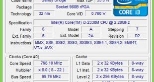 CPU-Z miễn phí mới nhất