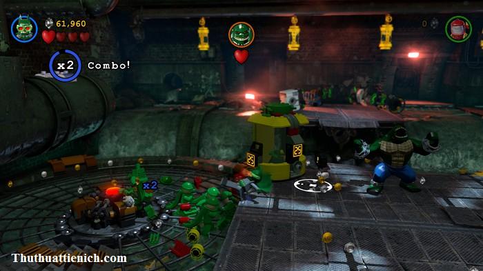 Game Lego Batman 3: Beyond Gotham Offline PC