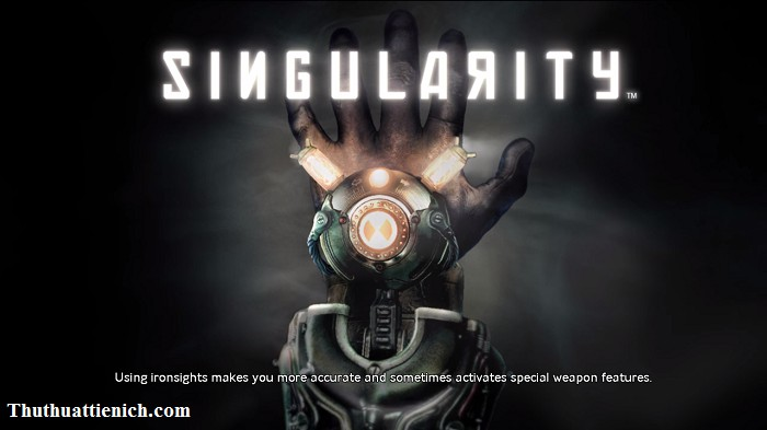 Game Singularity