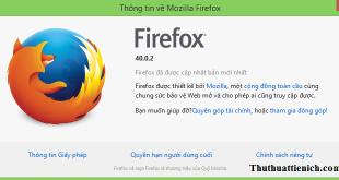 Firefox 40 Offline Installer