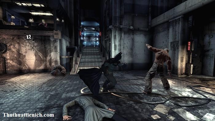 Game Batman: Arkham Asylum