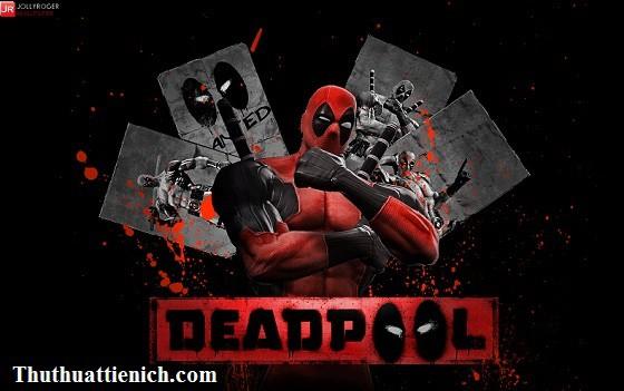 Game Deadpool - Game hành động