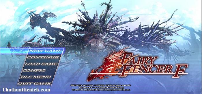 Game Fairy Fencer F – Game nhập vai, RPG