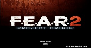 Game F.E.A.R. 2: Project Origin