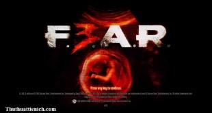 Game F.E.A.R. 3
