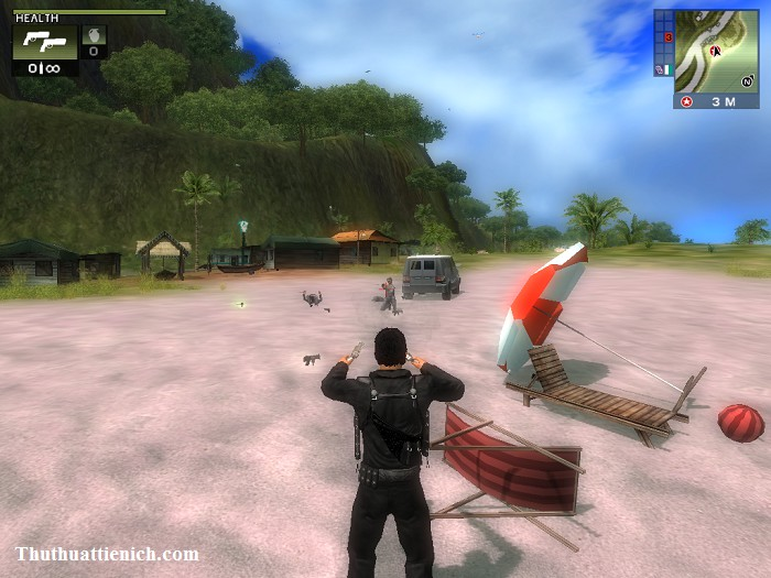 Game Just Cause 1 Offline PC