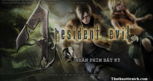 Game Resident Evil 4 Ultimate HD Edition (2014) Việt hóa