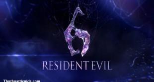 Game Resident Evil 6 Việt hóa
