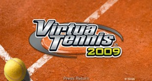 Game Virtua Tennis 2009
