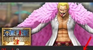 Game One Piece Pirate Warriors 3 Repack (Black Box)