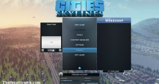 Game Cities: Skylines