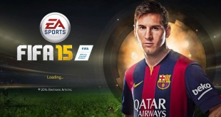 Game FIFA 15
