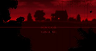 Game Five Nights at Freddys 4