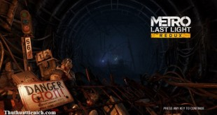 Game Metro Last Light Redux
