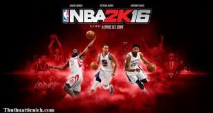 Game NBA 2K16