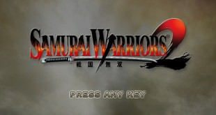 Game Samurai Warriors 2