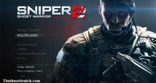 Game Sniper Ghost Warrior 2
