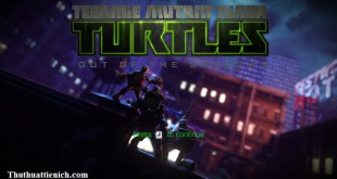 Game Teenage Mutant Ninja Turtles: Out of the Shadows