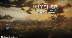 Game The Witcher 2 - Assassins of Kings Enhanced Edition