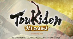 Game Toukiden: Kiwami Full Crack