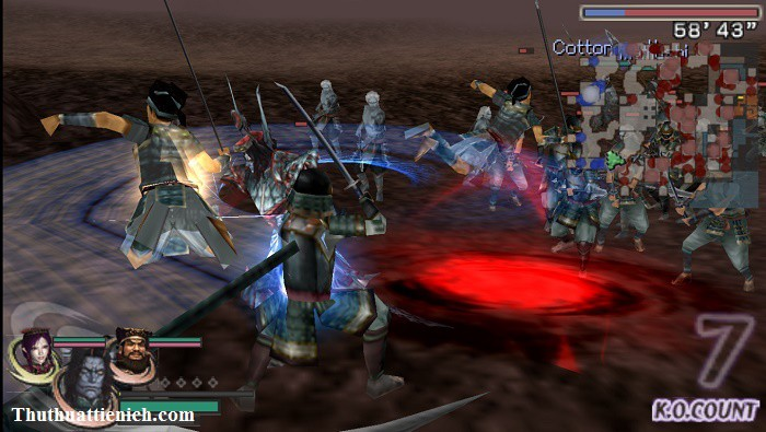 Warriors orochi (2009/rus/jap/repack by martin)