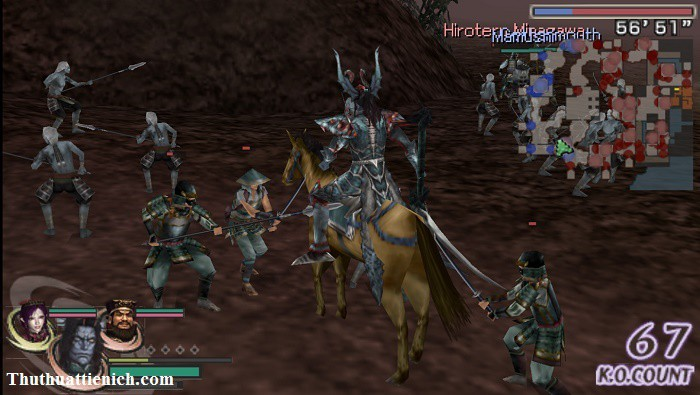 Game Warriors Orochi 2 PC Offline