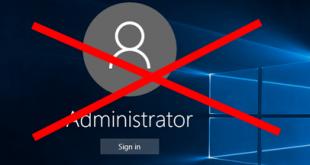 Cách bỏ qua màn hình đăng nhập, login Windows 10
