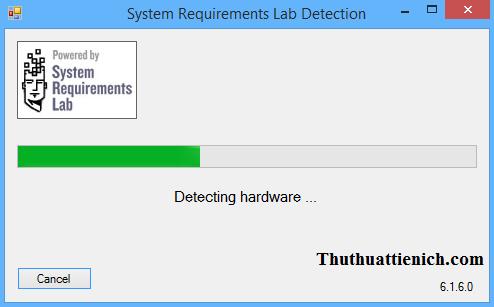 Cách kiểm tra cấu hình máy tính của bạn có chạy được game không?