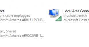 Hướng dẫn cách phát Wifi không cần phần mềm trên Windows 10