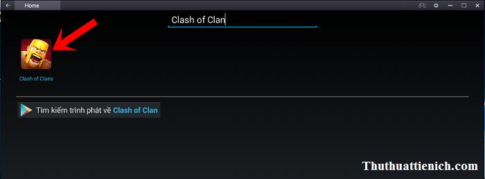 Tìm kiếm với từ khóa Clash of Clans