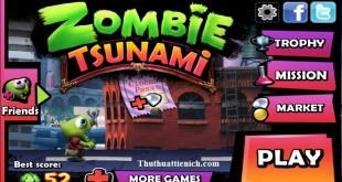 Tải game Zombie Tsunami Offline PC (giả lập Android bằng BlueStacks)